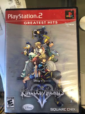 ps2 kingdom hearts for Sale in Hollywood, FL