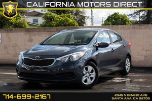2016 Kia Forte for Sale in Santa Ana, CA