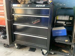Tool box $80.00 for Sale in Tampa, FL