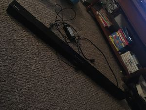 Samsung - 2.1-Channel 290W Soundbar (soundbar only) for Sale in Darien, IL
