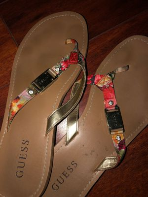 Guess sandals for Sale in Chino Hills, CA