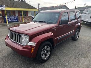2008 Jeep Liberty for Sale in MARYSVILLE, WA
