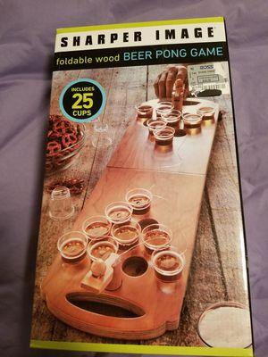 Beer pong game for Sale in Herndon, VA