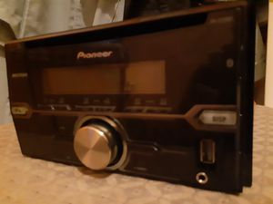 ESTEREO DOUBLE DIN PIONEER for Sale in City of Industry, CA