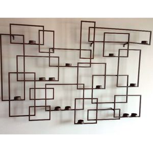 Metal wall candles holder for Sale in Alexandria, VA
