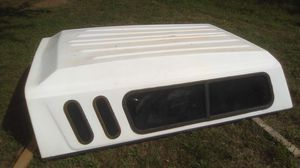 Long bed camper shell for Sale in Springtown, TX