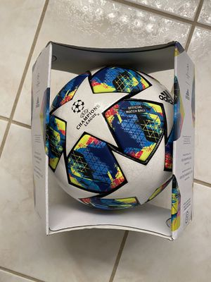 Official match ball UEFA Champions League 19/20 for Sale in Washington, DC