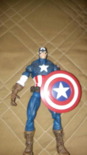 Marvel legends ultimate captain america for Sale in Fresno, CA