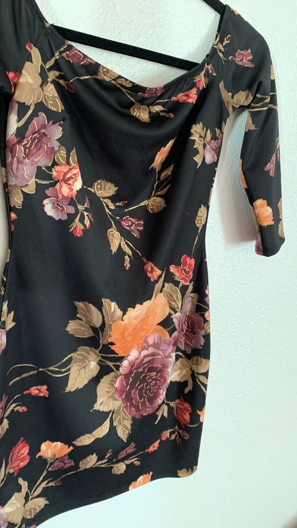 Flower dress from Guess