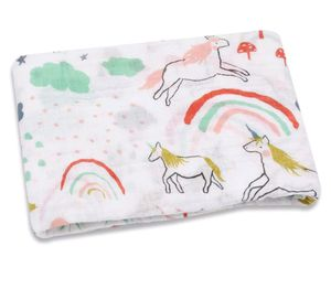 Unicorn Fantasy Muslin Swaddle Blanket for Sale in Tampa, FL