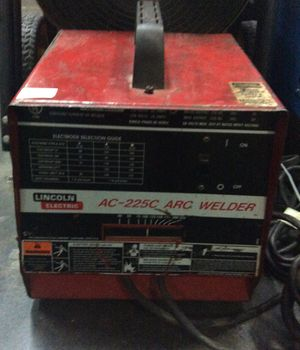 Lincoln Electric AC-225C arc welder for Sale in Pico Rivera, CA