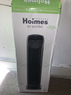 Holmes Air Purifier Hepa-Type for Sale in Philadelphia, PA