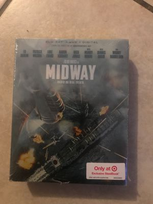 Midway Blu Ray steelbook for Sale in Los Angeles, CA