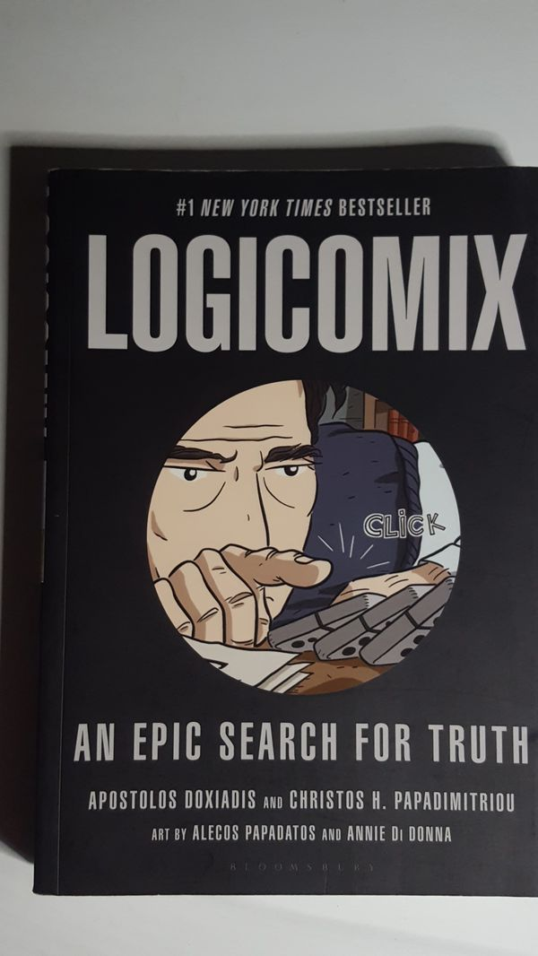 LOGICOMIX - Epic Search for Truth