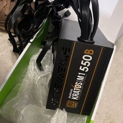 Corsair CX550 ATX POWER SUPPLY for Sale in Irving,  TX