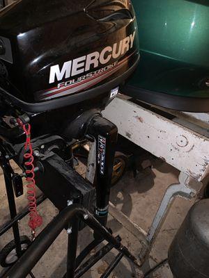 Mercury 2.5hp 4 stroke outboard motor for Sale in Port Huron, MI