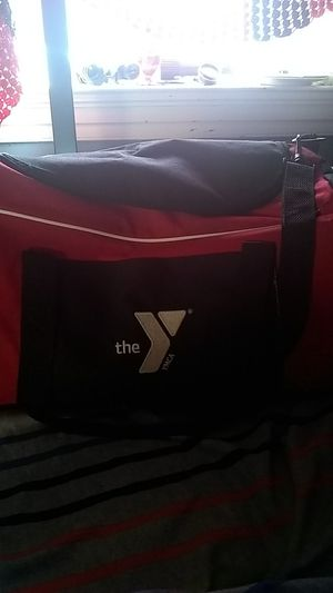YMCA duffle bag for Sale in St. Louis, MO