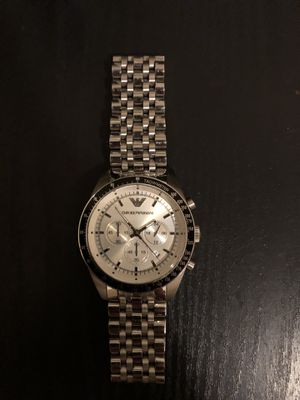 Emporio Armani watch for Sale in West Springfield, MA
