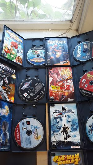 PS2 collection name your price for Sale in Ontario, CA