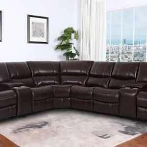 Madrid Reclining Sectional for Sale in St. Petersburg, FL
