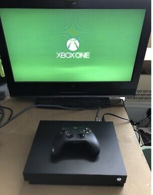 XBOX ONE X for Sale in Chicago, IL