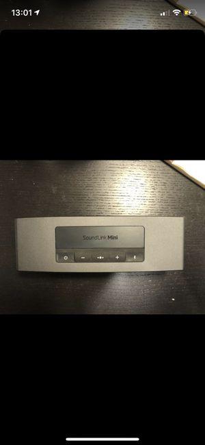 Bose Soundlink Mini Speaker for Sale in Irvine, CA