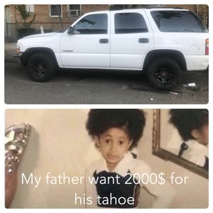 Chevy Tahoe 03 for Sale for sale  Secaucus, NJ