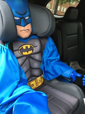 Batman Booster Car Seat for Sale in West Seneca, NY