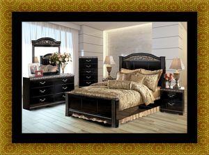 11pc Ashley bedroom set for Sale in Hyattsville, MD