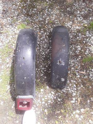 Vintage shovel head motorcycle fenders for Sale in Taylor, MI
