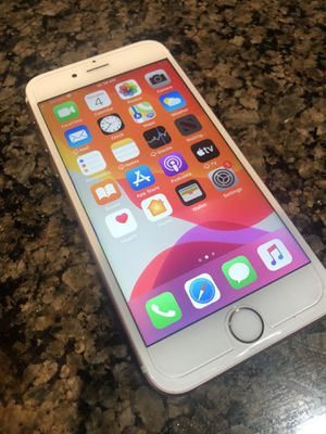 Verizon iPhone 6s 64gb, pink for Sale in Portland, OR