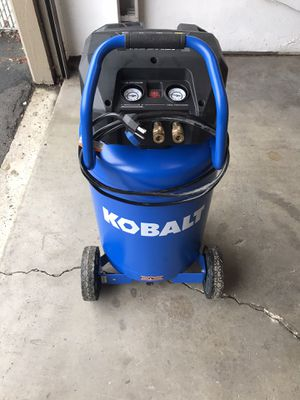 Kobalt 20gal air compressor for Sale in Vancouver, WA