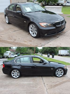 2006 BMW 3 Series CLEAN TITLE!!!! LOW DOWN for Sale in Bellaire, TX
