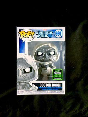 ECCC Doctor Doom exclusive Pop for Sale in Downey, CA