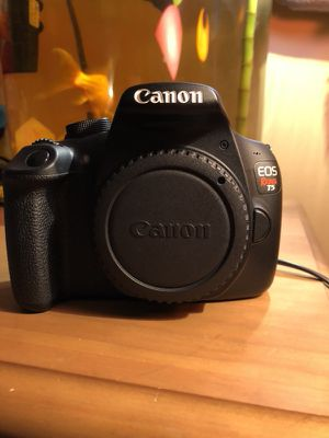 Canon EOS rebel t5 for Sale in Southampton, PA
