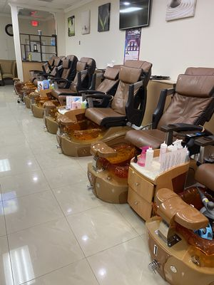 Pedicure chair for sales for Sale in Plantation, FL