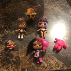 lol doll bundle for Sale in Torrance,  CA