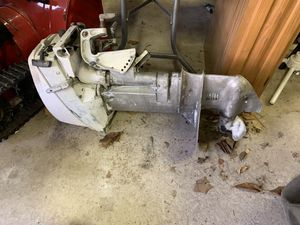 9.9 johnson outboard motor for Sale in West Deptford, NJ