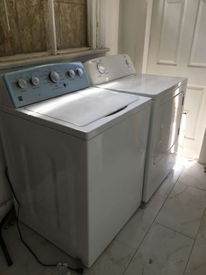 Kenmore washer and roper dryer for Sale in Los Angeles, CA