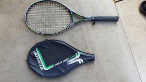 Dunlop tennis racket for Sale in Irwin, PA