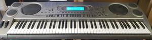 Casio WK-1630 Keyboard 76 note for Sale in Flat Rock, MI