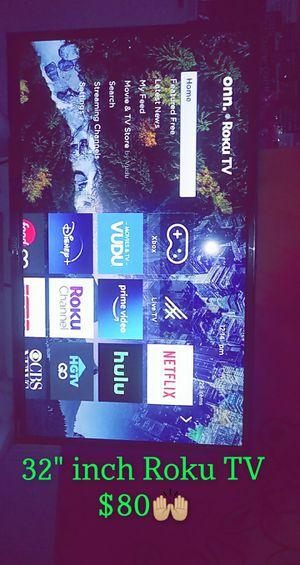 "Roku Tv 32"" for Sale in Kingsport, TN"