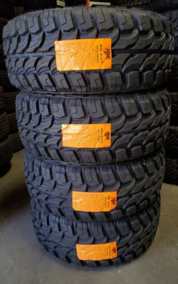 35X12.50 R20 LT MUD TERRAIN TIRES for Sale in Rancho Cucamonga,  CA