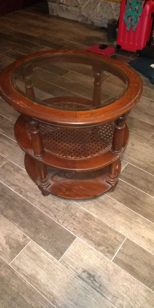 Living room/end table for Sale in Tustin, CA
