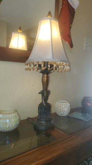 Giraffe table lamp for Sale in Glendale, AZ