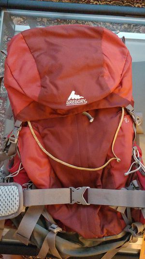 Gregory Z65 Backpack (Never used outside) for Sale in Austin, TX