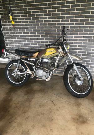 71 Honda SL350 project for Sale in San Antonio, TX