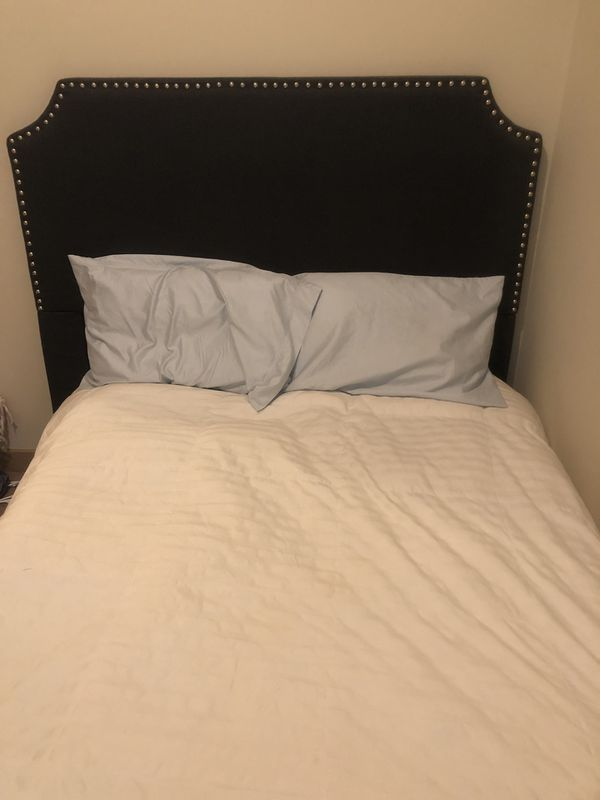 Full size mattress & Full size box spring
