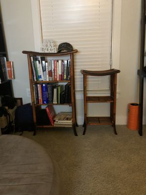 Set of Tiki wood Shelves for Sale in Alexandria, VA