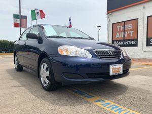 2007 Toyota Corolla for Sale in Houston, TX